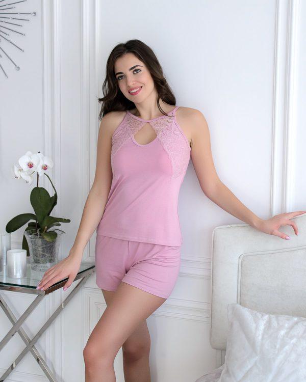 пижама летняя женская