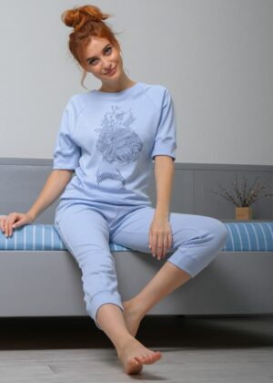 пижама женская хлопок купить