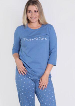 пижама женская батал